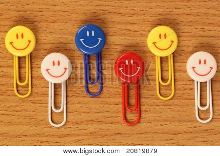 Clip Smiles