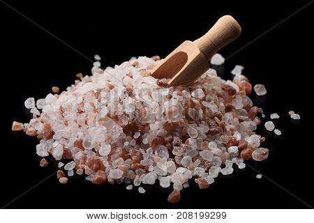 Pile Of Salt Crystals