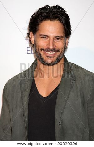 LOS ANGELES - JUN 9:  Joe Manganiello arriving at the Art of Elysium Return of Ford Mustang Boss Event at The Residences at W Hollywood on June 9, 2011 in Los Angeles, CA