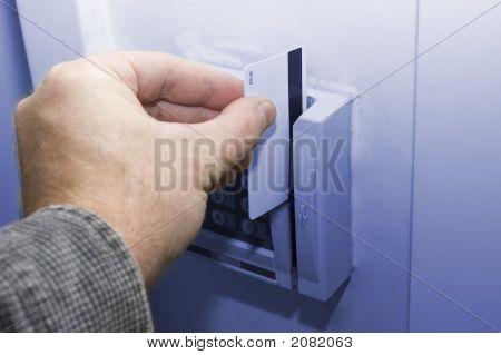 Door Opener - Key Card