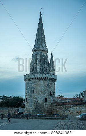 Tower Of The Lantern, La Rochelle