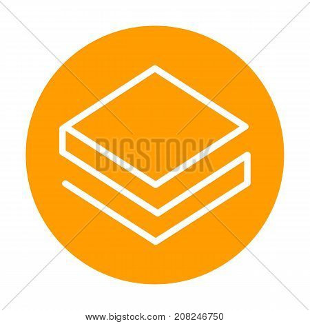 Stratis icon for internet money. Crypto currency symbol for using in web projects or mobile applications. Blockchain based secure cryptocurrency. Isolated vector sign.
