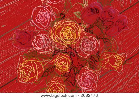 Rose Pencil