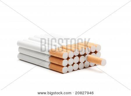 Virtual Pack Of Cigarretes