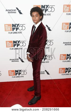 NEW YORK-OCT 07: Actor Jaden Michael attends the