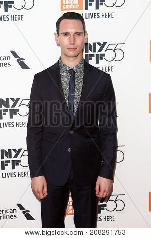 NEW YORK-OCT 07: Actor Cory Michael Smith attends the