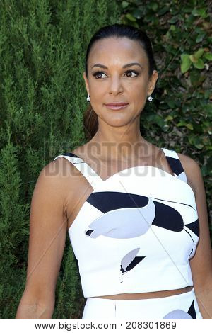 LOS ANGELES - OCT 8:  Eva La Rue at the The Rape Foundation's Annual Brunch at the Private Residence on October 8, 2017 in Beverly Hills, CA
