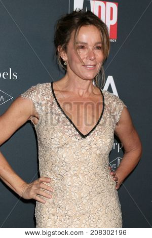 LOS ANGELES - OCT 7:  Jennifer Grey at the 2017 Los Angeles Dance Project Gala at the LA Dance Project on October 7, 2017 in Los Angeles, CA