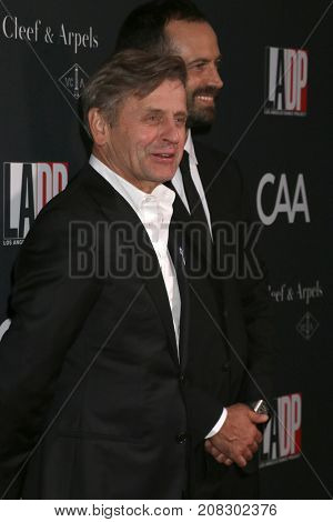 LOS ANGELES - OCT 7:  Mikhail Baryshnikov at the 2017 Los Angeles Dance Project Gala at the LA Dance Project on October 7, 2017 in Los Angeles, CA