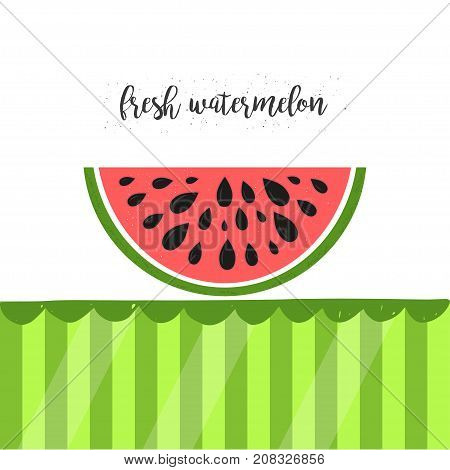 Collection of realistic healthy vegetables such as: watermelon carrot tomato pepper eggplant pumpkin marrow zucchini Quality vector banner about diet eco food