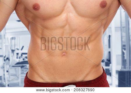 Abs Abdominal Muscles Bodybuilder Gym Bodybuilding Body Builder Building Man