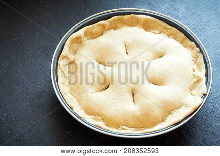 Pie Ready For Baking