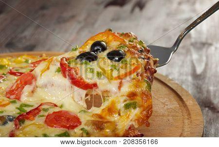 Impasto Per Pizza Napoletana