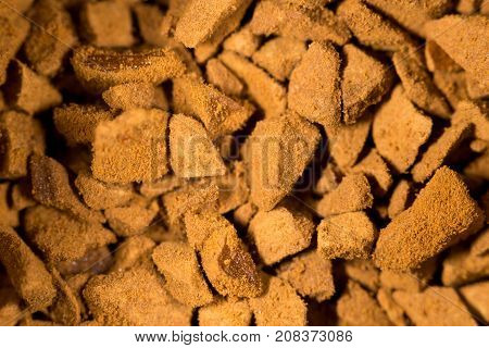 coffee as a background. super macro . Photo of abstract background