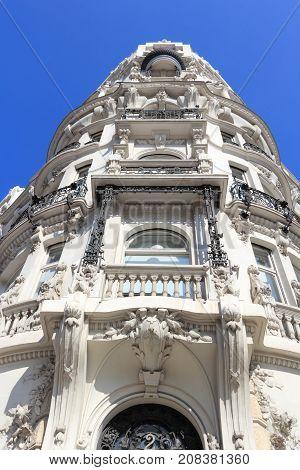 Madrid - Casa Gallardo