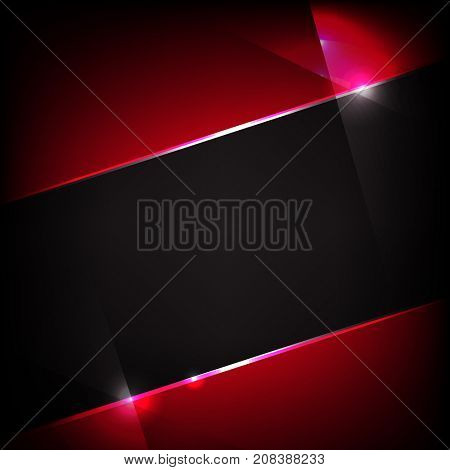 Red And Black Background