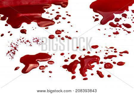Blood Stains Set