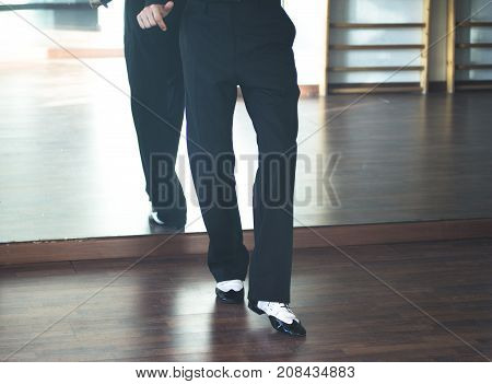 Ballroom Dance Male Dancer
