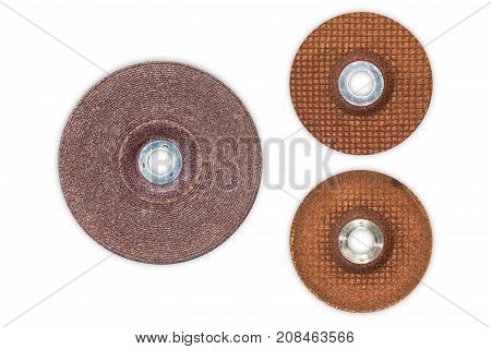 Rough And Fine Metal Grinding Wheel