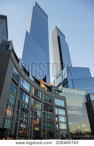 Time Warner Center - New York City