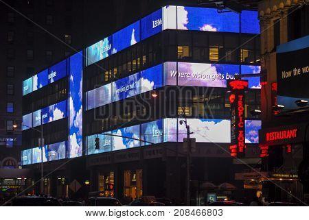 Lehman Brothers Headquarters - New York City