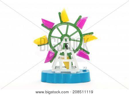 Ferris Wheel , Fish Tank Aquarium Ornaments Decoration
