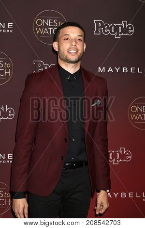 LOS ANGELES - OCT 4:  Roland Buck III_ at the People's Ones To Watch Party at the NeueHouse Hollywood on October 4, 2017 in Los Angeles, CA