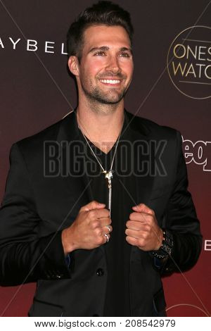 LOS ANGELES - OCT 4:  James Maslow at the People's Ones To Watch Party at the NeueHouse Hollywood on October 4, 2017 in Los Angeles, CA
