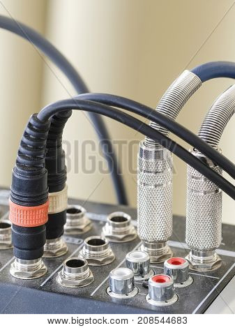 Image of connectors