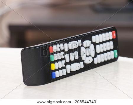 Remote control close up