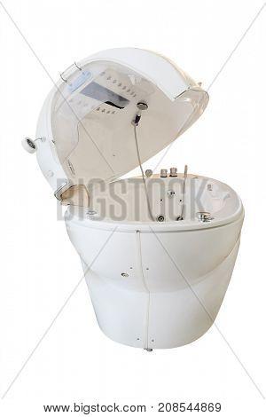 Balneotherapy bath in Spa salon