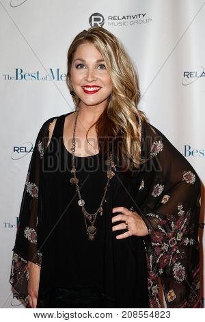 Singer Sunny Sweeney attends the Nashville screening and concert event for