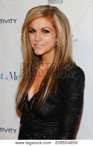 Singer Lindsay Ell attends the premiere screening and concert event for