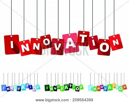 innovation sign innovation deisng innovation illustration innovation banner innovation element innovation eps10 innovation vector innovation