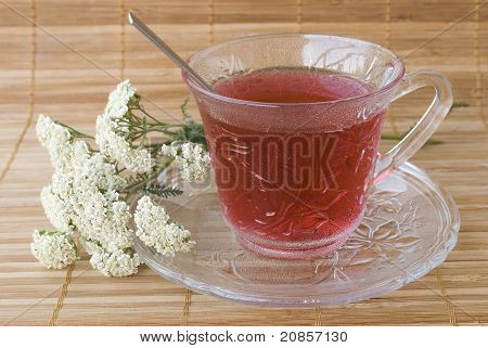 Achillea Millefolium Tea