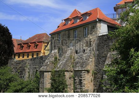 The Western Town Gate, Rothenburg Ob Der Tauber