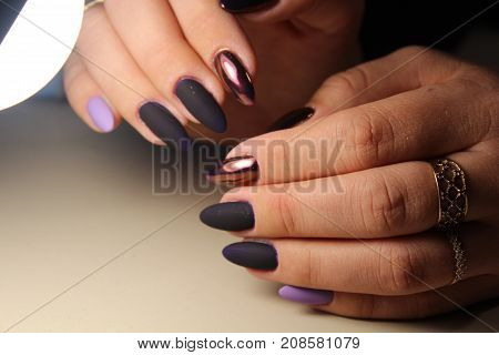 Youth Manicure Design