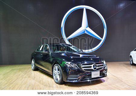 Mercedes-benz E 220 D Coupe