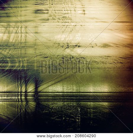 Abstract grunge background of old texture. With different color patterns