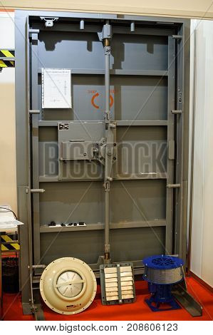Industrial Armored Doors For Bunkers