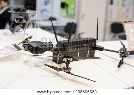Ground Reconnaissance Robot Developed By Ukrainian Designers