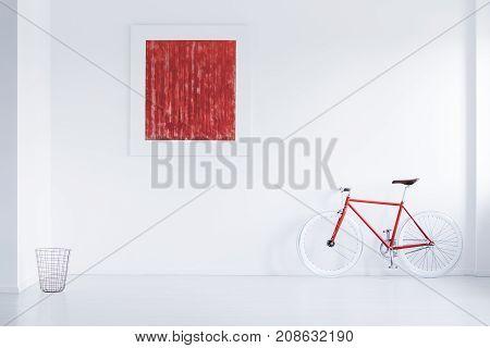 Basket In The Corner