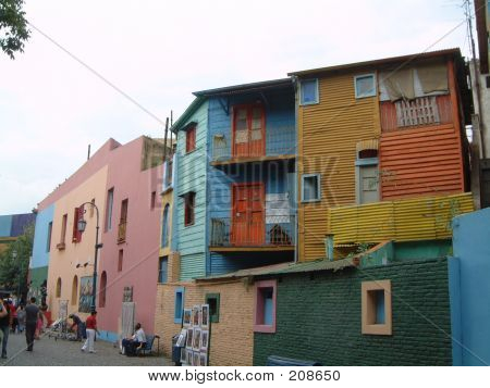 Caminito Art District, Buenos Aires