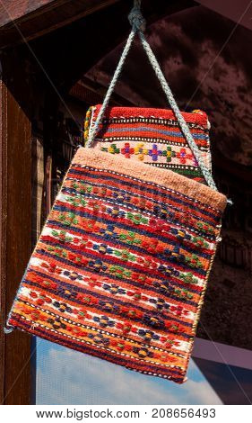Traditional Style Handmade Woven Bags
