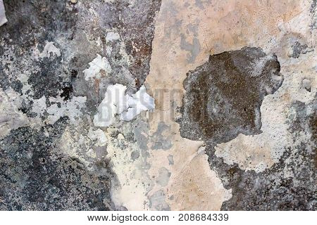 Vintage or grungy cement background of natural cement or stone old texture as a retro pattern wall.