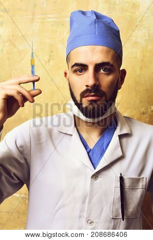 Concept Of Working In Clinic