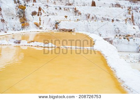 Terraced Salt Pans Also Known As