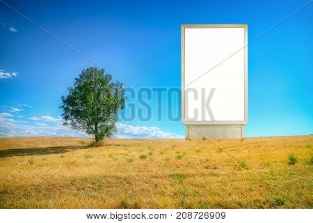 Clipping Path On A Field