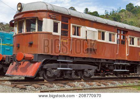 Old Locomotive Railway Station
