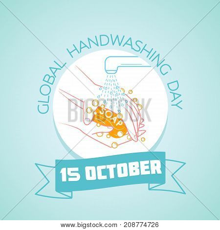 15 October Global Handwashing Day